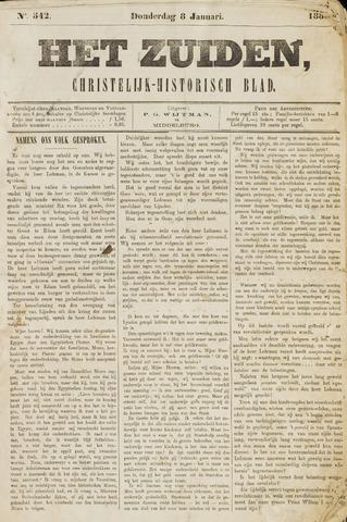 Het Zuiden, Christelijk-historisch blad 1880-01-08