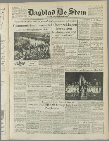 de Stem 1953-03-30