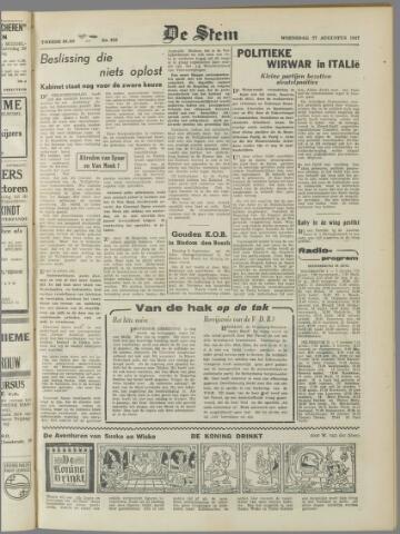 de Stem 1947-08-28