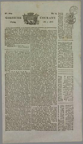 Goessche Courant 1824-04-09