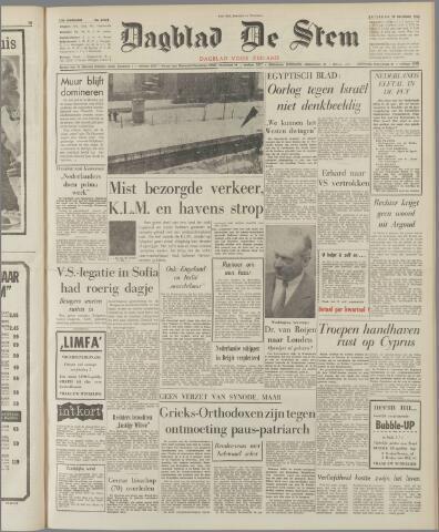 de Stem 1963-12-28