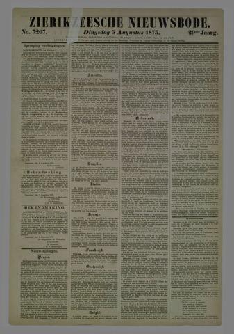Zierikzeesche Nieuwsbode 1873-08-05