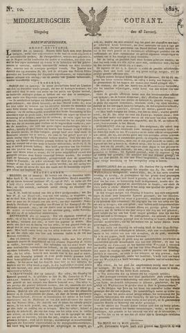 Middelburgsche Courant 1827-01-23