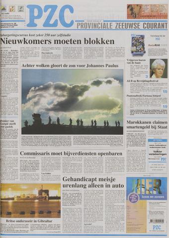 Provinciale Zeeuwse Courant 2005-02-04