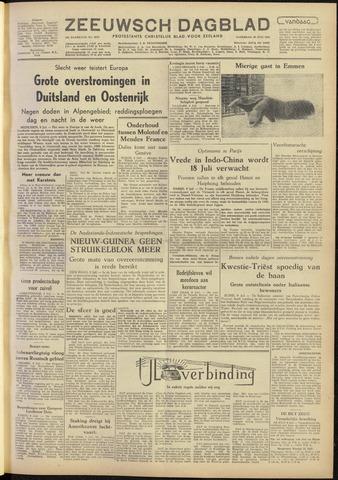 Zeeuwsch Dagblad 1954-07-10