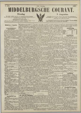 Middelburgsche Courant 1902-08-05