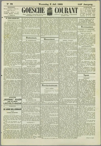 Goessche Courant 1932-07-06