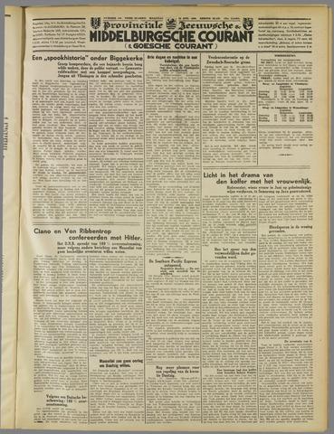 Middelburgsche Courant 1939-08-14