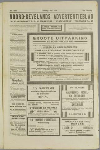 Noord-Bevelands Nieuws- en advertentieblad 1929-10-05