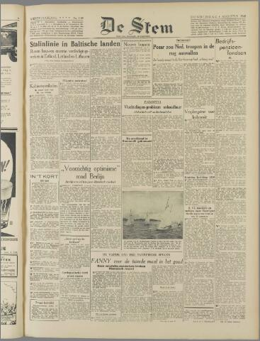 de Stem 1948-08-05