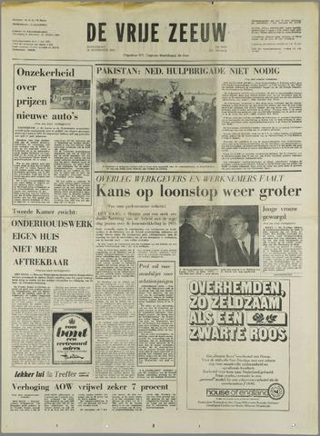 de Vrije Zeeuw 1970-11-26