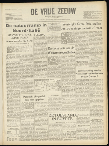 de Vrije Zeeuw 1951-11-19