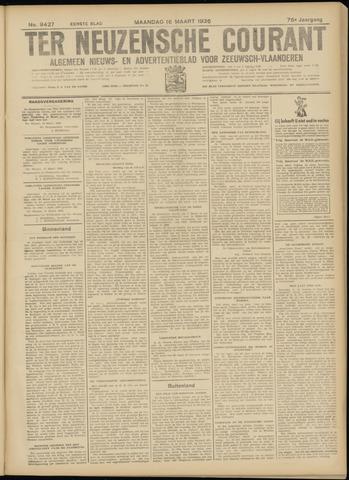 Ter Neuzensche Courant. Algemeen Nieuws- en Advertentieblad voor Zeeuwsch-Vlaanderen / Neuzensche Courant ... (idem) / (Algemeen) nieuws en advertentieblad voor Zeeuwsch-Vlaanderen 1936-03-16