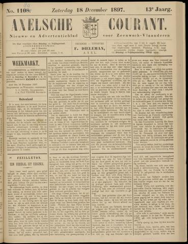 Axelsche Courant 1897-12-18