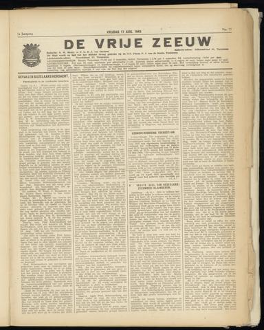 de Vrije Zeeuw 1945-08-17