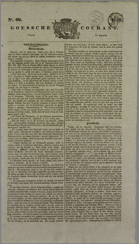 Goessche Courant 1836-08-26