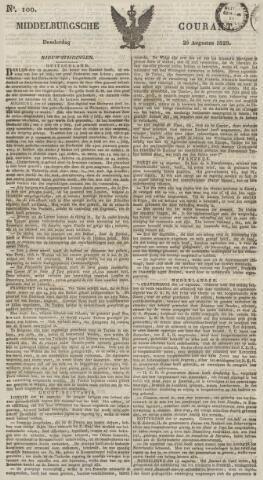 Middelburgsche Courant 1829-08-20