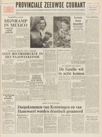 Provinciale Zeeuwse Courant 1969-04-02