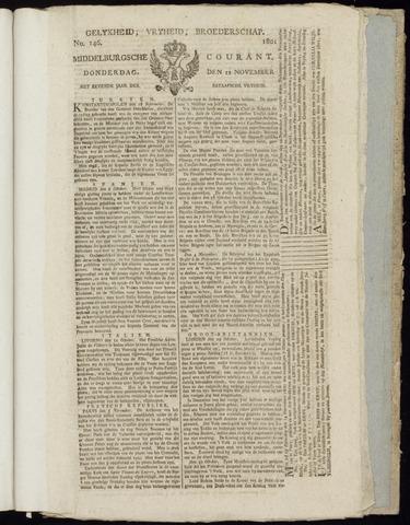Middelburgsche Courant 1801-11-12
