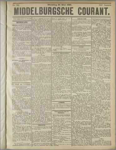 Middelburgsche Courant 1921-05-31