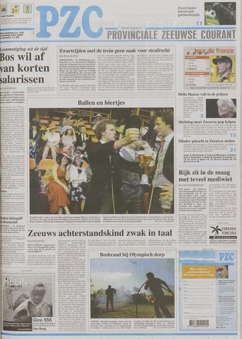 Provinciale Zeeuwse Courant 2004-07-08