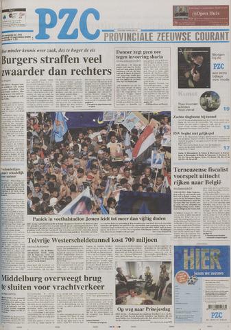 Provinciale Zeeuwse Courant 2006-09-13