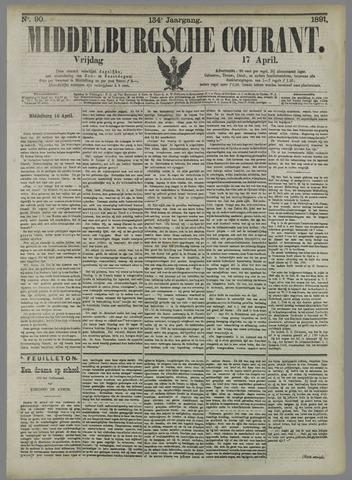 Middelburgsche Courant 1891-04-17