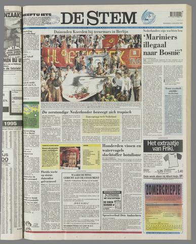 de Stem 1995-08-02