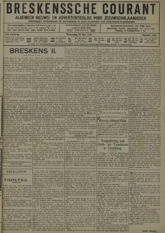 Breskensche Courant 1929-05-29