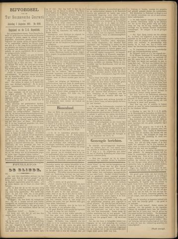 Ter Neuzensche Courant. Algemeen Nieuws- en Advertentieblad voor Zeeuwsch-Vlaanderen / Neuzensche Courant ... (idem) / (Algemeen) nieuws en advertentieblad voor Zeeuwsch-Vlaanderen 1901-08-03
