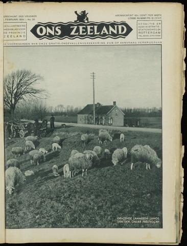 Ons Zeeland / Zeeuwsche editie 1934-02-16