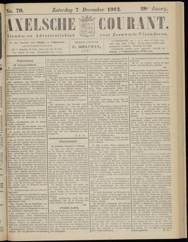 Axelsche Courant 1912-12-07