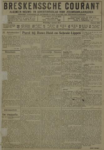 Breskensche Courant 1929-01-09