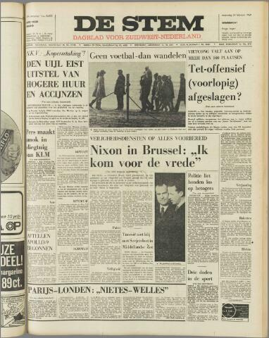 de Stem 1969-02-24