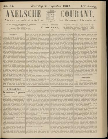 Axelsche Courant 1902-08-02
