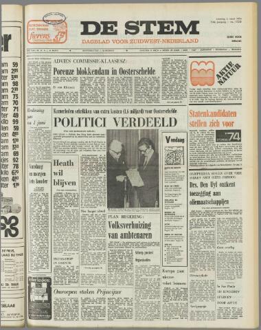 de Stem 1974-03-02