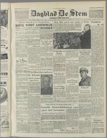 de Stem 1950-09-14