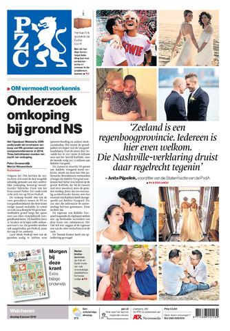 Provinciale Zeeuwse Courant 2019-01-08