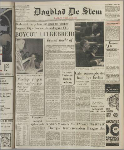 de Stem 1965-07-07