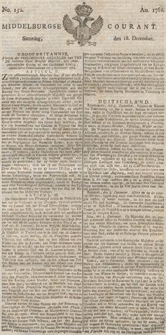 Middelburgsche Courant 1762-12-18