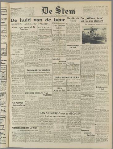 de Stem 1947-09-29