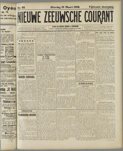 Nieuwe Zeeuwsche Courant 1919-03-18