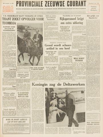 Provinciale Zeeuwse Courant 1964-09-02