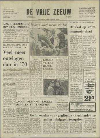 de Vrije Zeeuw 1971-12-30