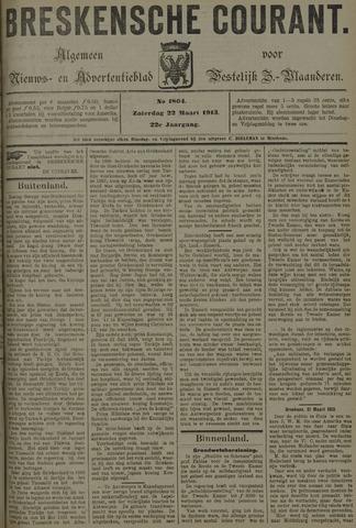 Breskensche Courant 1913-03-22