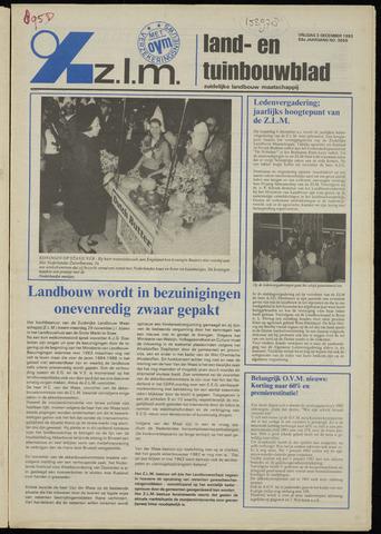 Zeeuwsch landbouwblad ... ZLM land- en tuinbouwblad 1982-12-03
