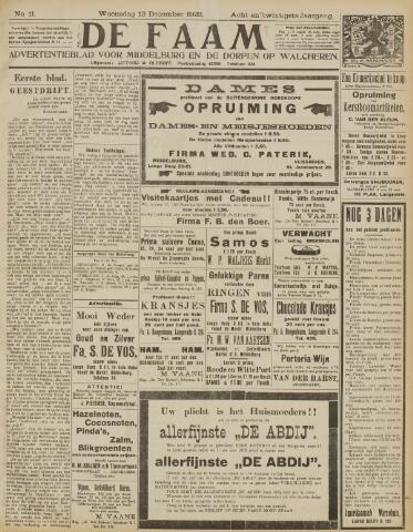 de Faam en de Faam/de Vlissinger 1923-12-12