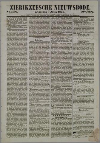 Zierikzeesche Nieuwsbode 1874-06-09