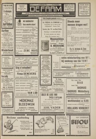 de Faam en de Faam/de Vlissinger 1960-02-19