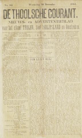 Ierseksche en Thoolsche Courant 1885